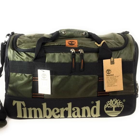 timberland duffle